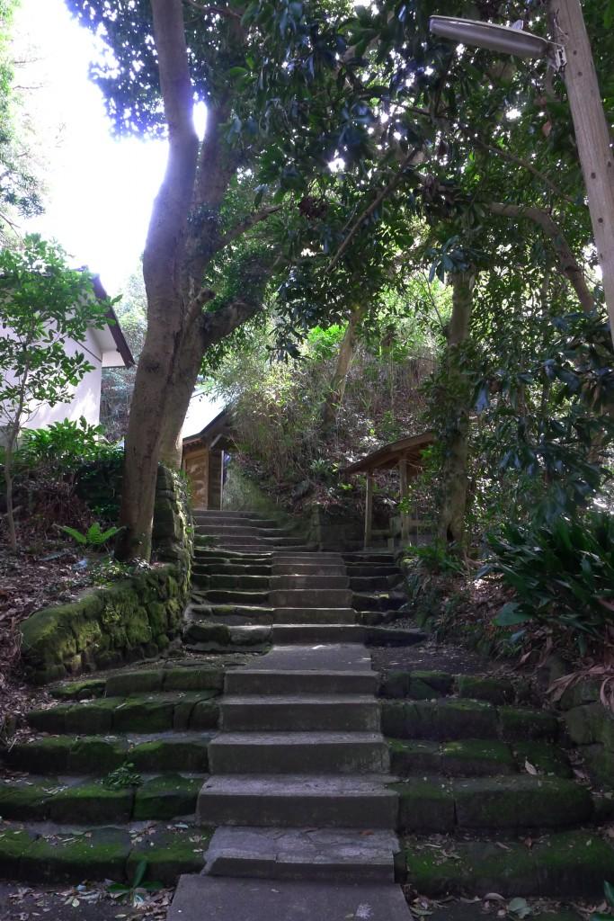 館山鉈切神社