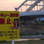和泉多摩川にて